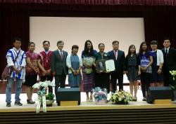 Cynthia Maung 25th Award img5