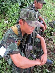 KNLA Soldiers (Photo-KIC)