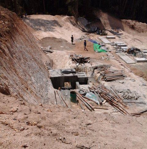Ydn SaiKaungMyatKyaw mining area 6