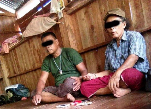 KNU အမည္ခံ သစ္ကား အခြန္ေကာက္ခံေနသူ ၂ ဦး ဖမ္းဆီးခံရ