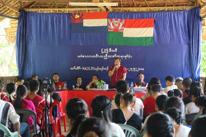 တုိင္းရင္းသားလူငယ္မ်ား ပုိမုိလက္တြဲလုပ္ေဆာင္ရန္ KYO တုိက္တြန္း